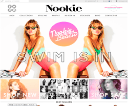 Nookie Clothing Promo Codes 2018