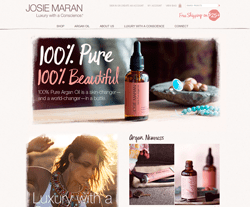 Josie Maran Promo Codes 2018