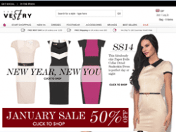 Vestry Online Discount Code 2018