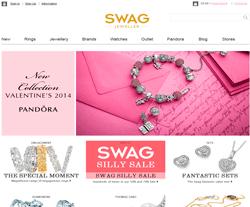SWAG Jeweller Discount Code