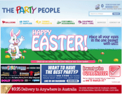 The Party People Coupon