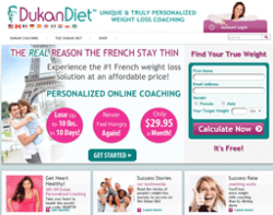 Dukan Diet Promo Codes 2018