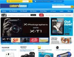 Camera House Coupon