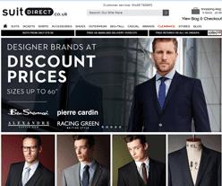 Suit Direct Discount Code