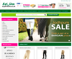 Equine Superstore Discount Code 2018