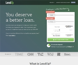 LendUp Promo Codes