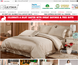 LilySilk Coupons & Deals