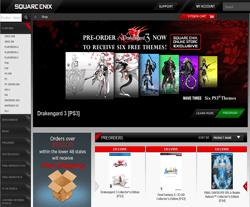 Square Enix UK Discount Code