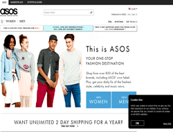 ASOS US Promo Codes 2018