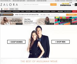 Zalora Philippines Promo Codes
