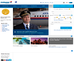 Malaysia Airlines Coupon Code