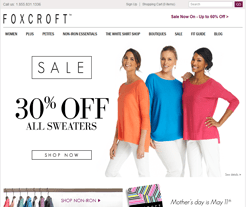 Foxcroft Coupon