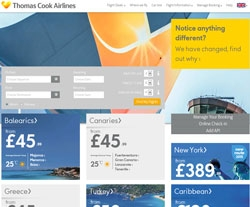 Thomas Cook Airlines Discount Code 2018