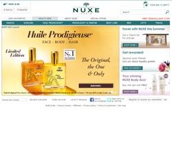 Nuxe Discount Code 2018