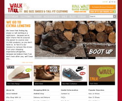 Walktall Discount Code
