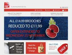 Poppy Shop Discount Code