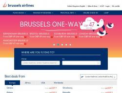 Brussels Airlines Promo Code