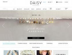 Daisy Jewellery Discount Code