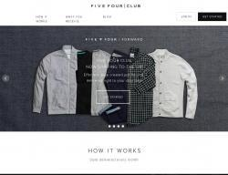 Five Four Club Promo Code
