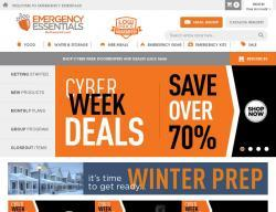 Emergency Essentials Coupons 2018