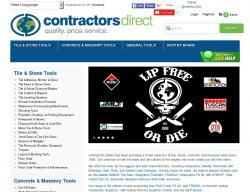 Contractors Direct Promo Code