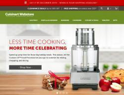Cuisinart Webstore Promo Code 2018