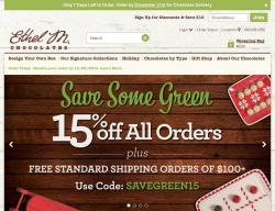 Ethel M Chocolates Promo Codes 2018