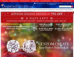 DiamondStuds.com Promo Codes 2018