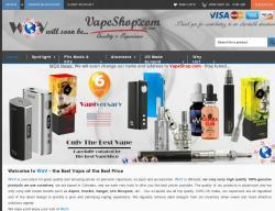 WORLD of VAPE Coupon Codes 2018