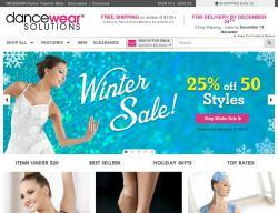 Dancewear Solutions Coupons & Promo Codes