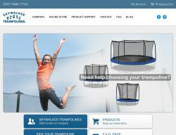Skywalker Trampolines Coupon Codes
