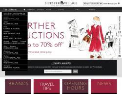 Bicester Village Discount Codes 2018