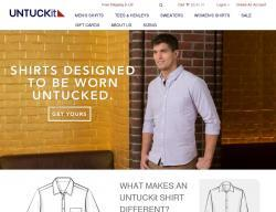 UNTUCKit Coupons