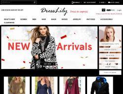 DressLily Coupon & Promo Code