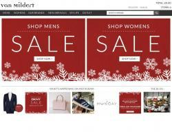 Van Mildert Discount Code 2018