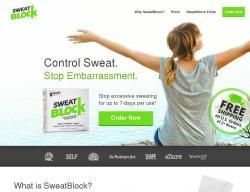 SweatBlock Promo Codes