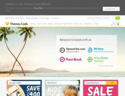 Thomas Cook Discount Code 2018