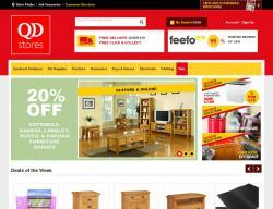 QD Stores Discount Code