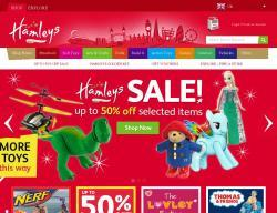 Hamleys Discount Code 2018