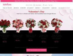 Teleflora Flowers Promo Codes 2018