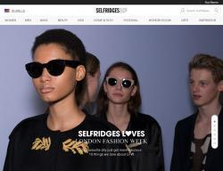 Selfridges Discount Codes 2018