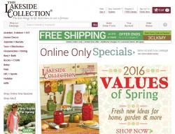 Lakeside Collection Promo Codes 2018