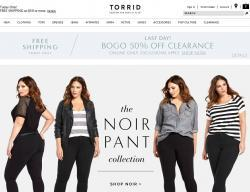 Torrid Coupons 2018