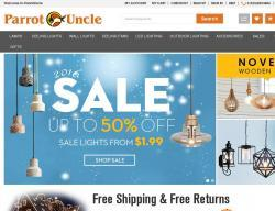 Parrot Uncle Promo Codes