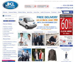 JKL Clothing Voucher Code 2018