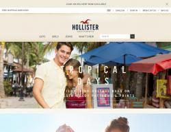 Hollisterco Coupons