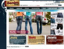 The Denim Shop Coupon Codes