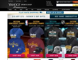 Yahoo! Sports Shop Coupon 2018