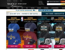 Yahoo! Sports Shop
