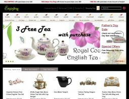 EnjoyingTea Coupon Codes
